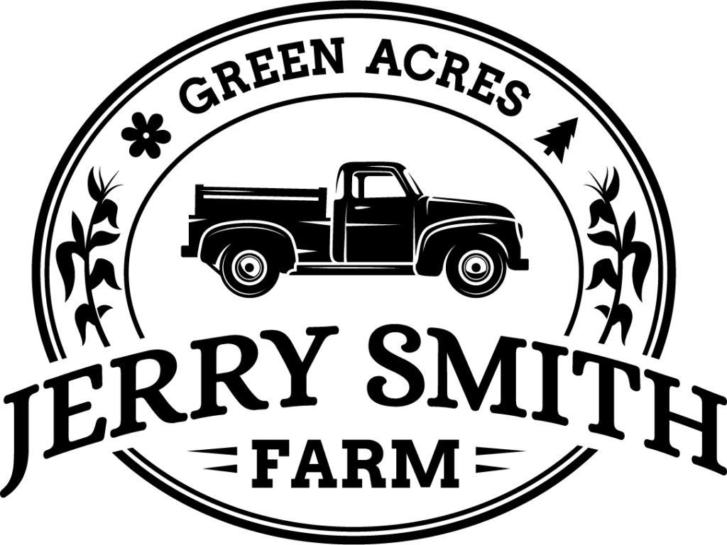 Jerry Smith Logo Green Acres